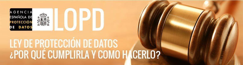 Cumplimiento de la Ley de protección de datos LOPD en PrestaShop