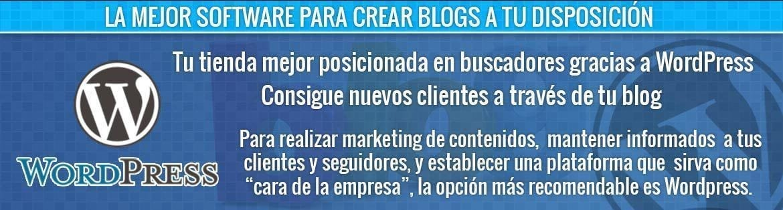 Implementación de blog WordPress