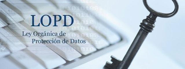 ley organica de proteccion de datos Cómo cumplir la LOPD en una tienda online