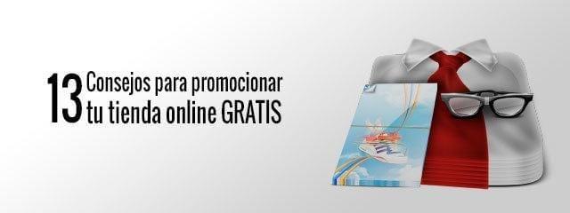 Descubre 13 consejos para realizar promocion de tu tienda Prestashop™ gratis