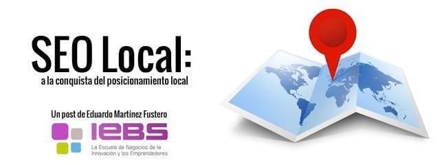 Post escrito por Eduardo Martínez Fustero sobre cómo el seo local puede contribuir a un negocio