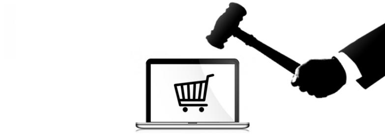 ley de comercio electrónico.