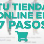 Tu tienda online en 7 pasos