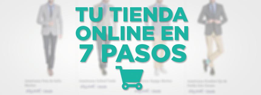 7 pasos para el éxito de tu tienda online