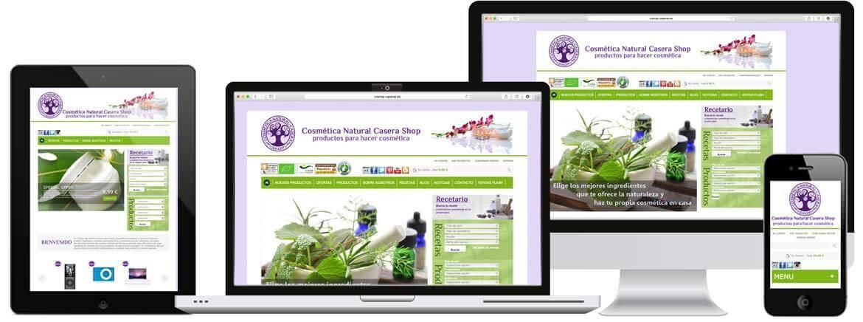 Plantillas responsive para tiendas online con Prestashop