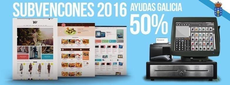 Subvenciones 2016 para comerciantes y artesanos gallegos