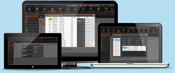 InnovaCommerce ERP - Sistema de gestión multicanal para PrestaShop