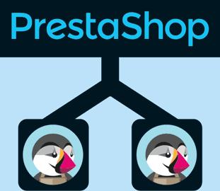 Creación de multi-tienda PrestaShop
