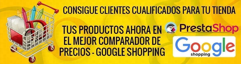 Integración de tiendas Prestashop con Google Shopping