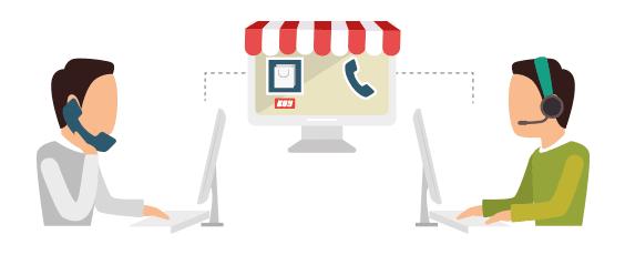 f6bf215334f Un 83% de los compradores online admiten necesitar algún tipo de soporte o  ayuda durante el proceso de compra. Uno de los principales motivos de  abandono de ...