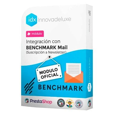 Integración con BechmarkMail para suscripción al newsletter
