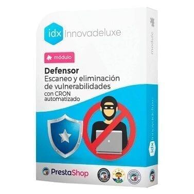 Defensor de la tienda (escaneo y arreglo de vulnerabilidades)