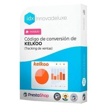 Módulo para seguimiento de conversiones de Kelkoo