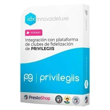 Módulo de Integración con plataforma de clubes de Fidelización de Privilegiis