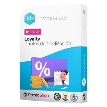 Módulo de Loyalty - Puntos de fidelización