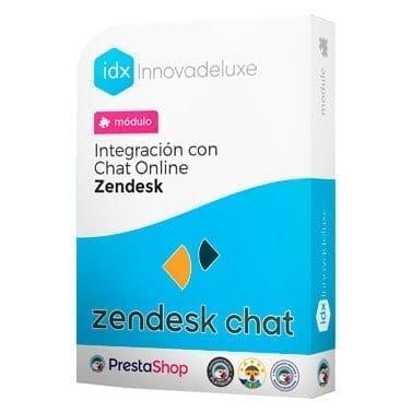 Módulo de Chat Online Zendesk